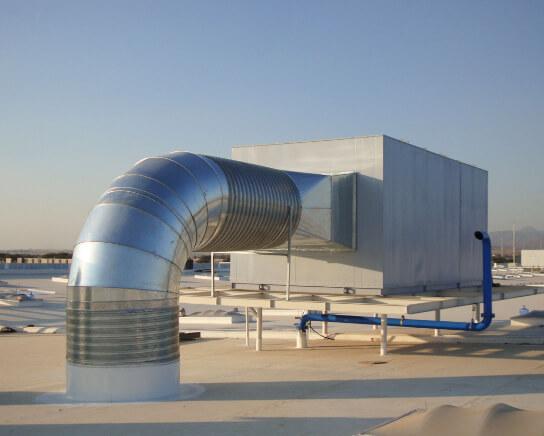 Equipo HVAC